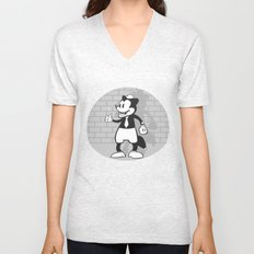 Freddy the Fox Unisex V-Neck