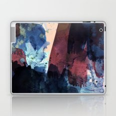 dark blue & marsala Laptop & iPad Skin