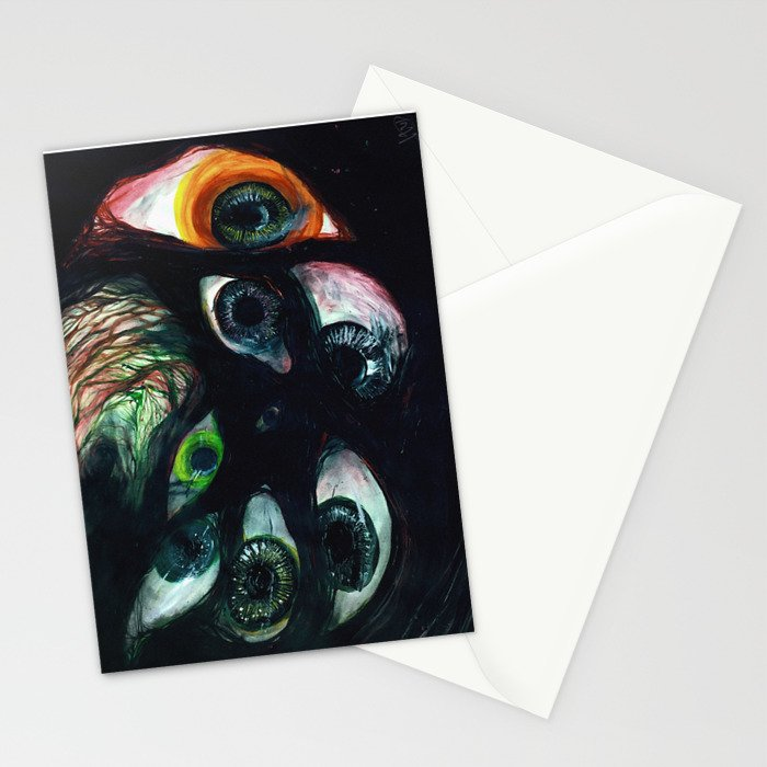 PRIDE & SECRECY Stationery Cards