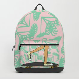Mr. Skateboarder Backpack