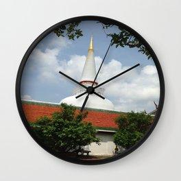 BELIEF Wall Clock