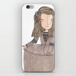 Menina iPhone Skin