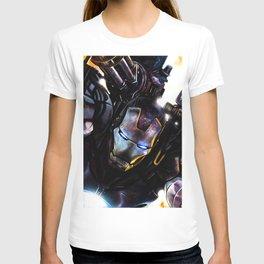 painting robot T-shirt