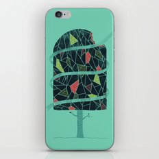 The Winter Tree iPhone Skin