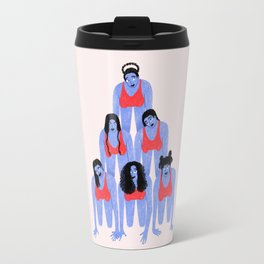 Pyramid Travel Mug