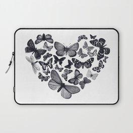 BUTTERFLY LOVE MONO Laptop Sleeve