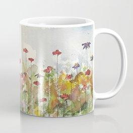 Edging the Garden Coffee Mug