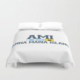 Anna Maria Island - Florida. Duvet Cover