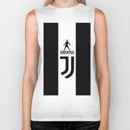 Christiano Ronaldo Juventus Biker Tank