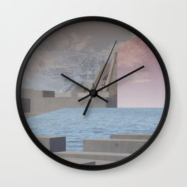 atmosphere 29 · Eternity Beton Memories Wall Clock