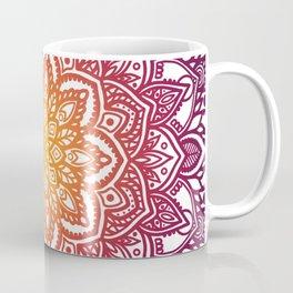 Multi Mandala - Autumn Palette Coffee Mug