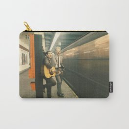 simon and garfunkel - wednesday morning, 3am - Carry-All Pouch