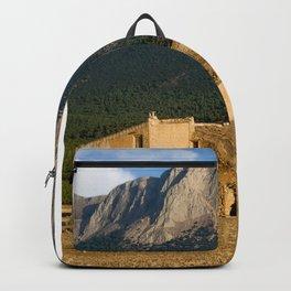 Parque Natural De Sierra Maria-Los Velez Backpack