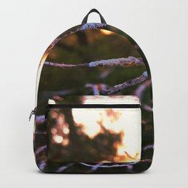 feel versus exist Backpack