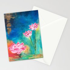 Lotus Lover Stationery Cards