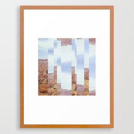 Rural Skies Framed Art Print