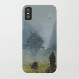 brothers in arms - worlord  iPhone Case