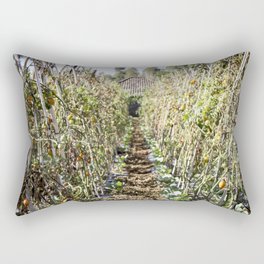 Fresh Tomatoes Rectangular Pillow