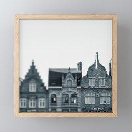 The Three Kings Framed Mini Art Print