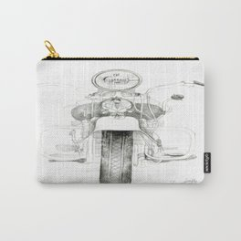 Motorcycle 1 Carry-All Pouch