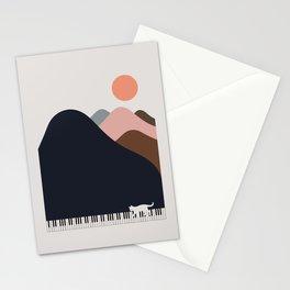 Cat Landscape 70 Stationery Cards