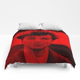 Charlie Chaplin - Celebrity (Photographic Art) Comforters