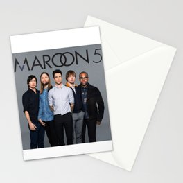 MAROON5 TOUR 2018 Stationery Cards