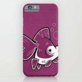 Moor Goldfish iPhone Case