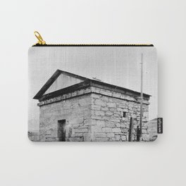 Jail, Hornitos, Mariposa County, CA 1934 Carry-All Pouch