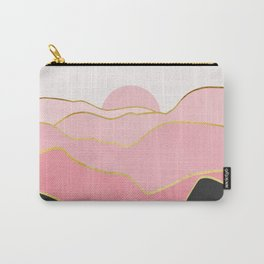 Minimal Landscape 02 Carry-All Pouch