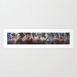 hips watch Art Print
