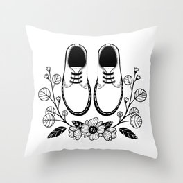 1461 Throw Pillow
