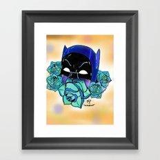 The Bright Knight Framed Art Print