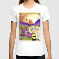 peanuts T-shirts featuring Peanuts  by Anand Brai