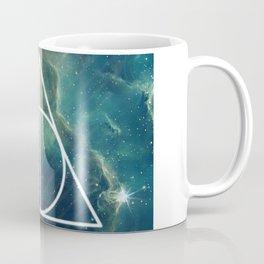 Deathly Hallows Nebula HP Coffee Mug