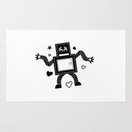 Rant Robot Rug