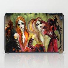 Twins 1 of 3 iPad Case