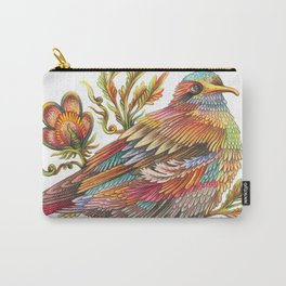 Feather Song Carry-All Pouch
