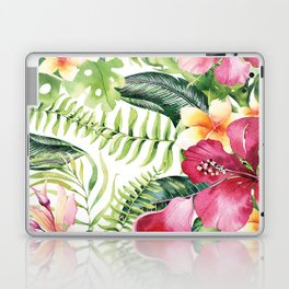 Tropical Botanical Laptop & iPad Skin