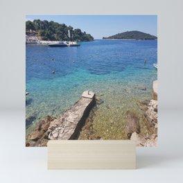 Beach Vacation Stunning Exceptional Mini Art Print