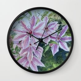 Little Beauties  Wall Clock