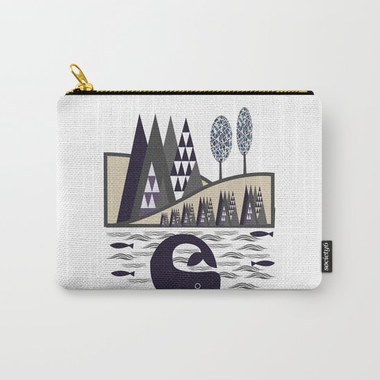 Master Of The Sea Carry-All Pouch