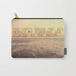 Staring at the Water Carry-All Pouch