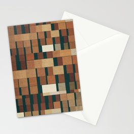 abandoned warehouse (memories of sf) Stationery Cards