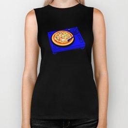 Pizza Scratch Biker Tank