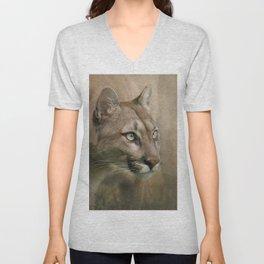 Puma profile Unisex V-Neck