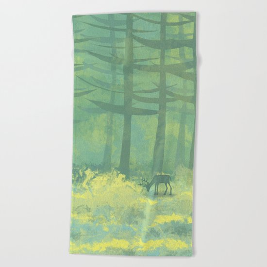 The Clearing Beach Towel