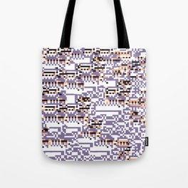 content-aware missingno Tote Bag