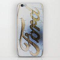 ford iPhone & iPod Skins featuring Ford by Sarah Welch