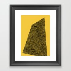 - monolith 2 - Framed Art Print